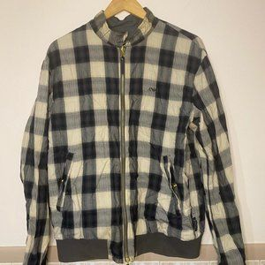 Nylon Emporio Armani Spring jacket both side use